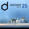 Distant - 25 (kariliimatainen)